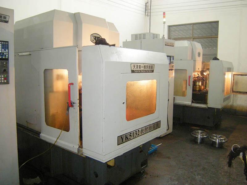 CNC Gear machine